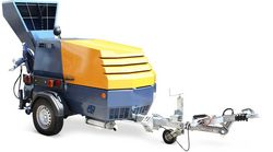 pumps for Building materials and concrete  from IRONMIND PLASTERING L.L.C