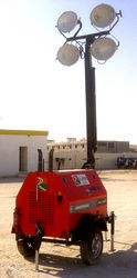 Tower light hire from RTS CONSTRUCTION EQUIPMENT RENTAL L.L.C