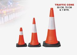 ROAD CONE 1 MTR,ROAD CONE, pole 044534894 from ABILITY TRADING LLC