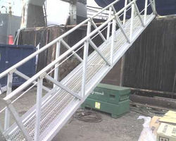 LADDERS - CAT / CAGE, CHAIN CONTRACTORS IN UAE from CHAMPIONS ENERGY, FENCE FENCING SUPPLIERS UAE, WWW.CHAMPIONS123.COM
