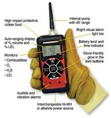 Multi Gas detectors from INFINITY TRADING LLC..