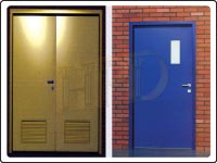 Fire Rated Steel Doors from HERITAGE PALACE DECOR CONT.LLC