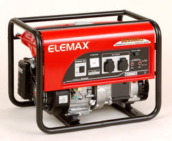 ELEMAX GENERATOR SUPPLIERS IN ABU DHABI from LEADER PUMPS & MACHINERY - L L C