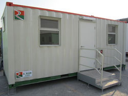 Hire of Office Container in Qatar from RTS CONSTRUCTION EQUIPMENT RENTAL
