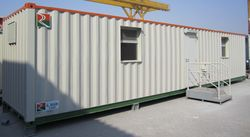 hire of accommodation container in Qatar from RTS CONSTRUCTION EQUIPMENT RENTAL