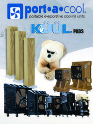 KUUL� - Evaporative Cooling pads from CONSTROMECH FZCO