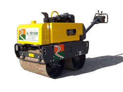 ROLLER COMPACTER HIRE IN UAE from AL REYAMI CONSTRUCTION EQUIPMENT RENTAL