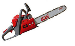 Chain Saw from LEADER PUMPS & MACHINERY - L L C