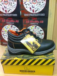 Rocklander safety shoes from SAFELAND TRADING L.L.C
