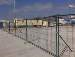 Fence from AL REYAMI CONSTRUCTION EQUIPMENT RENTAL