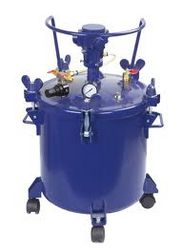 pressure pot from SPEED BLAST LLC