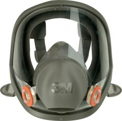 FULL FACE MASK 3M 6800 from GULF SAFETY EQUIPS TRADING LLC
