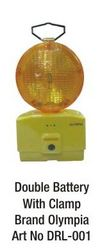 ROAD LIGHT DOUBLE WITH BATTERY  from SAFELAND TRADING L.L.C