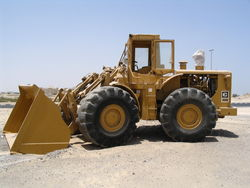 USED HEAVY EQUIPMENT MACHINERY from AL RAWAYS TENTS & TARPAULIN SHOP