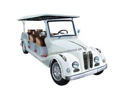 Golf Cars in Middle East from FIRST INTERNATIONAL SPECIALIZED VEHICLES TRADING
