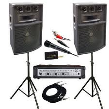 SOUND SYSTEMS & EQUIPMENT COMM & IND from NEWTECH INTERNATIONAL SERVICES LLC