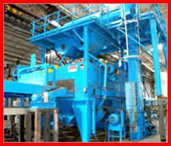 SHOT BLASTING MACHINES (Nesco Ltd India) from ALIYAR LLC