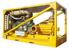 Pumps Renting from ACTION INTERNATIONAL SERVICES