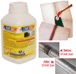 Pickling Gel Pickling Paste STAR Gel  from KRYSTAL SURFACE SOLUTION