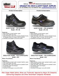 Safety Shoes (Allen Cooper) from URUGUAY GROUP OF COMPANIES