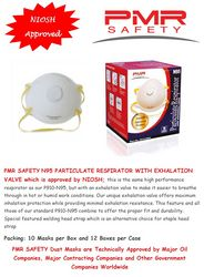 PMR SAFETY P910-N95V FACE MASK from URUGUAY GROUP OF COMPANIES