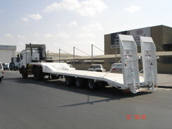 TRAILER ON HIRE  from ASIAN STAR CONSTRUCTION EQUIPMENT RENTAL LLC