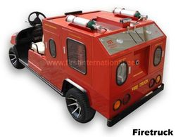 Firetruck from FIRST INTERNATIONAL SPECIALIZED VEHICLES TRADING