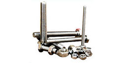 Nickel & Copper Alloy Fasteners from KALIKUND STEEL & ENGG. CO.