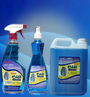 GLASS CLEANER from CHEMEX CHEMICAL AND HYGIENE PRODUCTS L.L.C