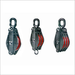 Wire Rope Pulley Blocks from STEEL MART