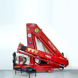 Truck Mounted Cranes from TECHNICAL RESOURCES EST
