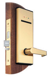 Electronic Hotel Lock Systems from METALLIC EQUIPMENT CO. L.L.C.