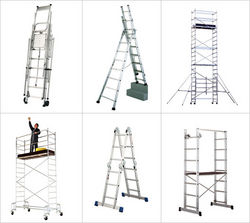 Construction Scaffolds from METALLIC EQUIPMENT CO. L.L.C.
