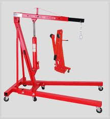 SHOP CRANE from EXCEL TRADING COMPANY - L L C