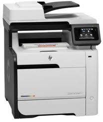 HP 475dn Color Laser Printer from AL TOWAR OASIS