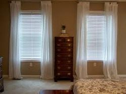 Sheer Curtains from THE BEST FURNISHINGS LLC