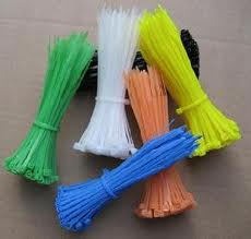 Cable Ties- Nylon, Plastic, Steel from SIS TECH GENERAL TRADING LLC