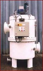 Automatic Backwash Suction Water Strainer Filters from CHAMPION FILTERS MANUFACTURING COMPANY