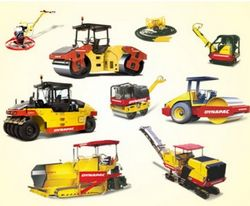 DYNAPAC Road Construction Equipment from GULF DEVELOPMENT & CONSTRUCTION ( INMA ) L.L.C.
