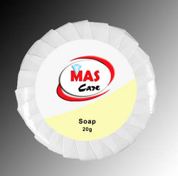 Hotel Soap from AL MAS CLEANING MAT. TR. L.L.C