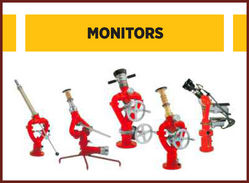 Fire Monitor from SFFECO GLOBAL FZE