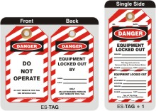 LOCKOUT TAGOUT DUBAI(Safety Lockout Tags) from GULF SAFETY EQUIPS TRADING LLC