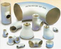 Titanium Butt Weld Fittings  from UDAY STEEL & ENGG. CO.