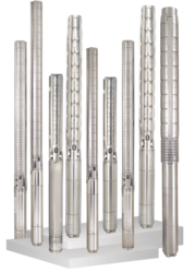 PUMPS from LUBI INDUSTRIES LLP