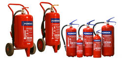 Dry Powder Fire Extinguisher from AL SAIDI TECHNICAL SERVICES & TRADING LLC
