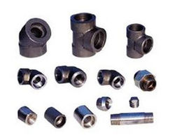 Alloy Forged Fittings from UDAY STEEL & ENGG. CO.