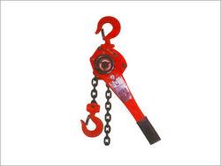 Ratchet Lever Hoist from STEEL MART