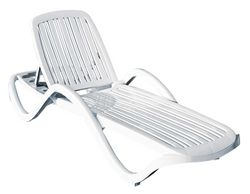 Sunlounger Cleopatra sunbed pool beds 044534894 from ABILITY TRADING LLC