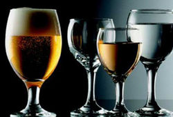 Glassware for Hospitality Industry Oman from WHITE EMERALD TRADING EST
