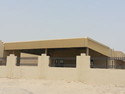 ALUMINIAM PROFILE PARKING SHADES from AL BAIT AL MALAKI TENTS & SHADES. +971553866226